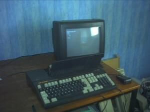 The Sinclair PC200 - A modern marvel!