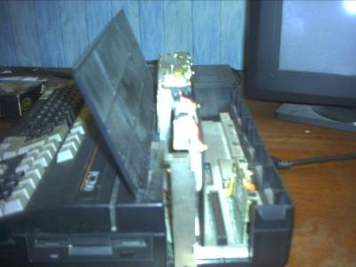PC200 - Side on